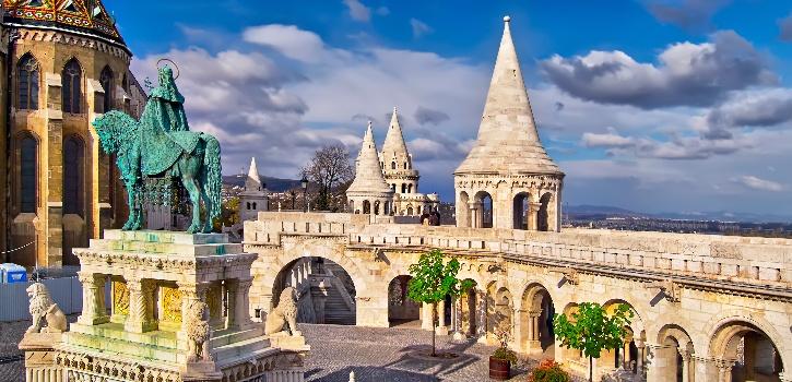 Budapest Hen Do