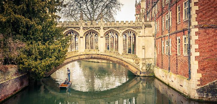 Cambridge Stag Do
