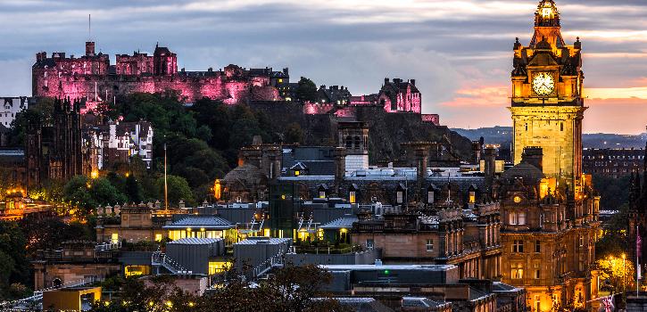 Edinburgh Stag Do