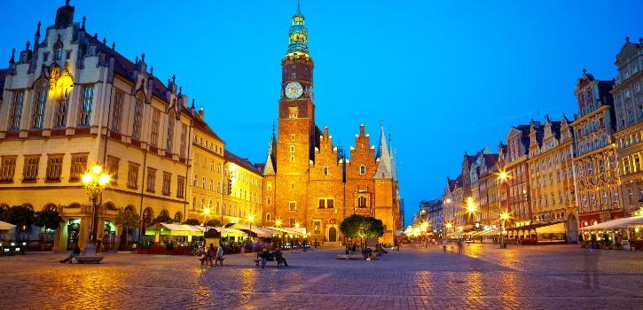 Wroclaw Hen Activities