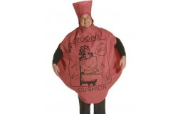 Rasta Imposta Extra Large Whoopie Cushion Costume For Wacky Stag Party Outfits