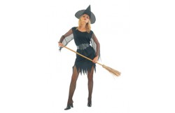 FEMALE SEXY WITCH COSTUME For Sexy Hen Nights
