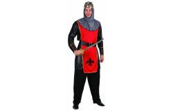 Male Knight Costume for Vintage Stag Party ideas