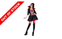 QUEEN OF HEARTS for Hen Party Costume