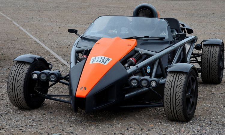 Ariel Atom Track Day Fun In Lancashire' Perfect For Hen And Stag Parties