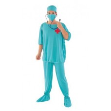 Emergency Doctor Male Costume For Stag Party Costumes UK