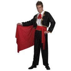 Adult Matador Costume for stag party game ideas