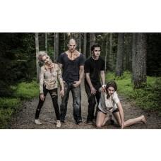 Zombie Apocalypse for Two